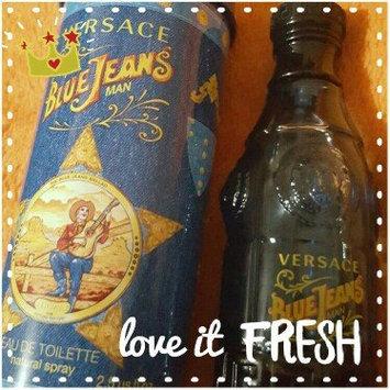 Gianni Versace Blue Jeans Eau de Toilette Spray uploaded by Ramon G.