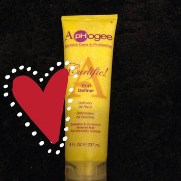 Photo of ApHogee Curlific Curl Definer - 8oz tube uploaded by Mayelin P.
