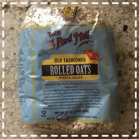 Bob's Red Mill Organic Quick Cooking Rolled Oats Whole Grain uploaded by Amanda M.