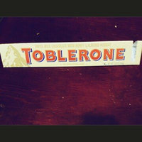 Toblerone Swiss Milk Chocolate uploaded by Ashley C.