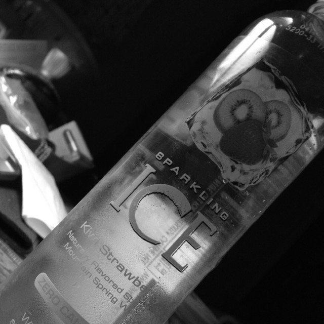 Sparkling ICE Waters - Kiwi Strawberry uploaded by Salena C.