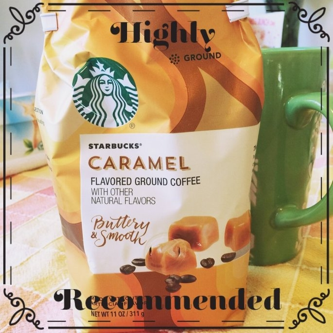 Starbucks Coffee Starbucks Caramel 11oz Ground uploaded by Valerie Renata A.