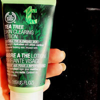 The Body Shop Tea Tree Skin Clearing Lotion uploaded by Kathrine O.