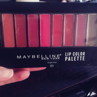 Maybelline Lip Studio™ Lip Color Palette uploaded by Yaritza G.