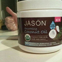 Jason Natural Products - Organic Smoothing Coconut Oil - 15 oz. uploaded by Ashley R.