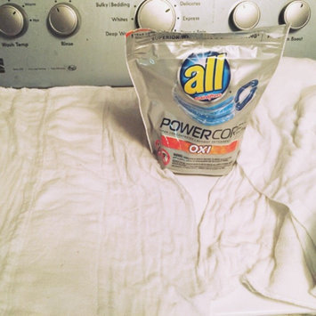 Photo of All® with Stainlifters PowerCore™ Pacs Super Concentrated Laundry Detergent 14 ct Bag uploaded by Tiffany G.