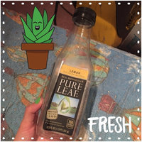 Lipton® Pure Leaf Real Brewed Lemon Iced Tea uploaded by Heather F.