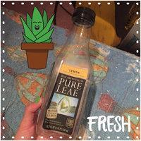 Lipton® Pure Leaf Real Brewed Lemon Iced Tea uploaded by Heather F.