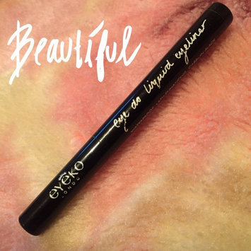 Photo of Eyeko Black Magic Liquid Eyeliner + Widelash uploaded by Sara B.