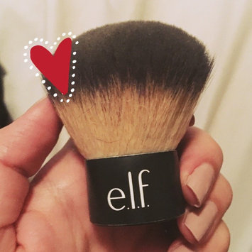 Photo of e.l.f. Studio Kabuki Face Brush uploaded by Nina L.