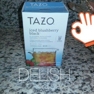 Tazo Iced Blushberry Black™
