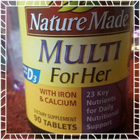 Nature Made Multi For Her uploaded by Tawny A.