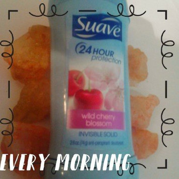Suave Naturals Invisible Solid Antiperspirant & Deodorant uploaded by Rocio R.