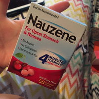 Nauzene For Nausea Chewable Tablets, Wild Cherry, 50 Count uploaded by Lacey L.