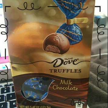 Dove Christmas Milk Chocolate Truffles 5.42oz uploaded by Erin L.