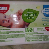 Huggies® Natural Baby Care Wipes uploaded by Holly N.