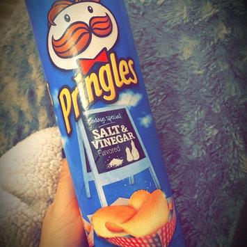 Photo of Pringles® Salt & Vinegar Potato Crisps uploaded by Sonali B.