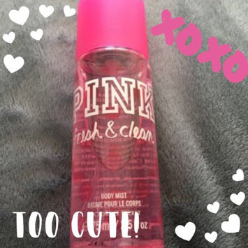 Photo of Victoria's Secret Pink Fresh And Clean Body Mist uploaded by Destanie P.