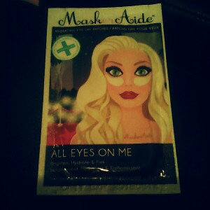 Photo of Maskeraide All Eyes On Me Hydrating Eye Gels uploaded by Josee B.