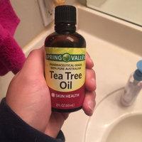 Spring Valley Pharmaceutical Grade Tea Tree Oil 2 fl oz uploaded by Emily H.