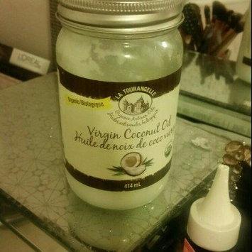 Photo of La Tourangelle Organic Virgin Unrefined Coconut Oil 14 OZ uploaded by Mindbodysoulguru G.