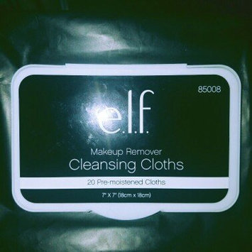 e.l.f. Studio Makeup Remover Cleansing Cloths uploaded by Tiffany D.