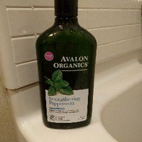 Avalon Organics Strengthening Peppermint Shampoo uploaded by Elise M.