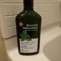 Avalon Organics Strengthening Peppermint Shampoo uploaded by Elise M.