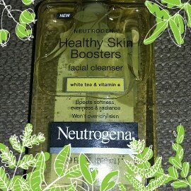 Photo of Neutrogena® Healthy Skin Boosters Facial Cleanser uploaded by Echo C.