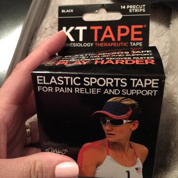 Photo of Kt Tape 351454 Pre-Cut - Green uploaded by Londa G.