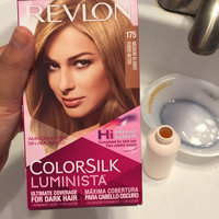 Revlon ColorSilk Luminista Vibrant Color for Dark Hair uploaded by Heiddi  M.