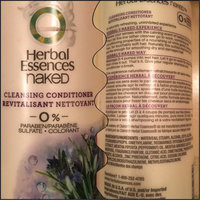 Herbal Essences Naked Cleansing Conditioner - 16.9 oz uploaded by Darlene H.