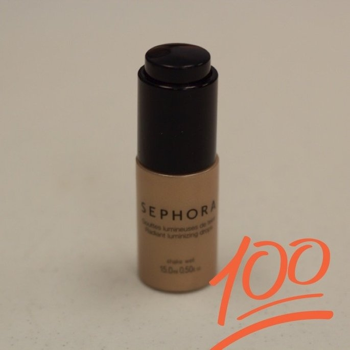 SEPHORA COLLECTION Radiant Luminizing Drops uploaded by Kelly M.