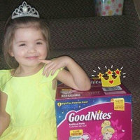 Huggies GoodNites Underwear for Girls S/M (44 Count) uploaded by Annie M.
