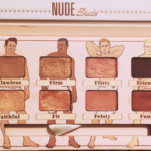 Thebalm the Balm Nude Dude Palette uploaded by Erla B.