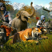 Ubisoft Far Cry 4 (PlayStation 4) uploaded by Mystery C.