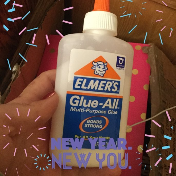 Elmer's Glue-All All Purpose Glue uploaded by Noa B.