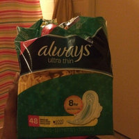 Always Ultra Thin Size 1 Regular Pads With Wings Unscented uploaded by c v.