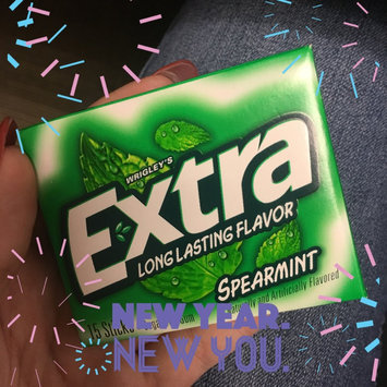 Photo of Extra Spearmint Sugar-Free Gum uploaded by Samantha M.