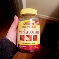 Nature Made Melatonin Gummies uploaded by Isabell B.