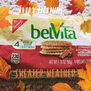 Nabisco® belVita® Cinnamon Brown Sugar Breakfast Biscuits 1.76 oz. Pack uploaded by Luryann J.