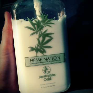 Photo of Australian Gold Hemp Nation Moisturizer 16 Fl.oz. uploaded by Marni R.