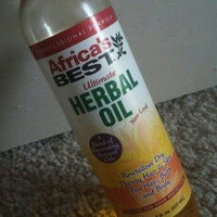 Africa's Best AFRICAS BEST 8Floz Ultim Herbal Oil uploaded by Isyss C.