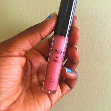NYX Round Lip Gloss uploaded by Shania R.