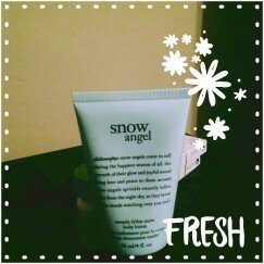 Photo of philosophy snow angel body lotion, 7 oz uploaded by Bridget C.