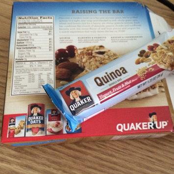 Photo of Quaker® Quinoa Granola Bars Fruit & Nut uploaded by Minnie Y.