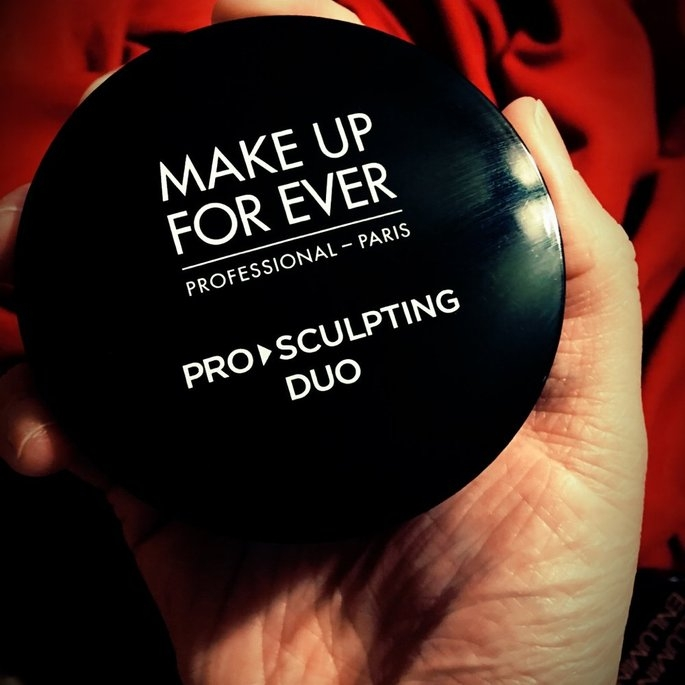 MAKE UP FOR EVER Pro Sculpting Duo 2 Golden 0.28 oz uploaded by Essie R.
