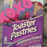 Great Value Frosted Wild Berry Toaster Pastries, 16ct uploaded by eloweez t.