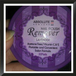 Photo of Nicka K New York Absolute Nail Polish Remover uploaded by Jessica W.