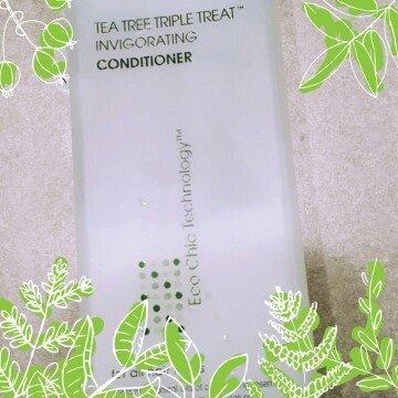 Giovanni Tea Tree Triple Treat Invigorating Conditioner uploaded by Shelby P.